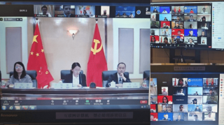 云账户受邀参加国家统计局副局长盛来运来津调研座谈会并发言